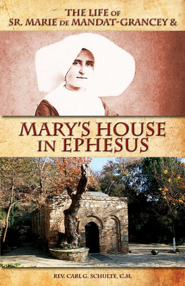 The Life of Sr. Marie De Mandat-Grancey - Catholic Shoppe USA