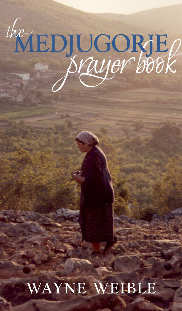 The Medjugorje Prayer Book - Catholic Shoppe USA