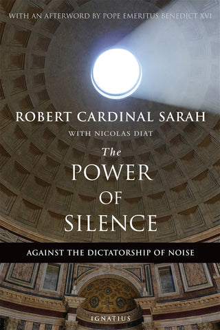The Power of Silence Against the Dictatorship of Noise