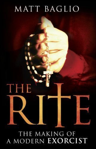 The Rite: The Making of a Modern Exorcist - Catholic Shoppe USA