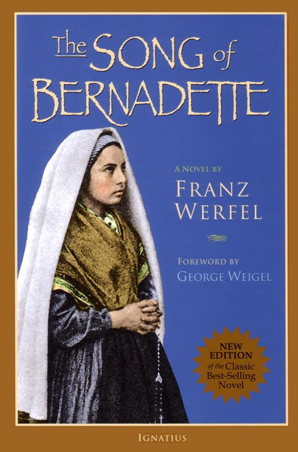 The Song of Bernadette - Catholic Shoppe USA