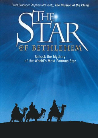 The Star of Bethlehem - Unlock the Mystery of the World's Most Famous Star - Catholic Shoppe USA