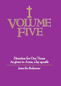 Volume Five - Jesus the Redeemer - Catholic Shoppe USA