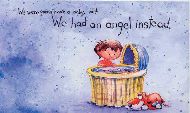We Were Gonna Have a Baby, but We Had an Angel Instead - Catholic Shoppe USA