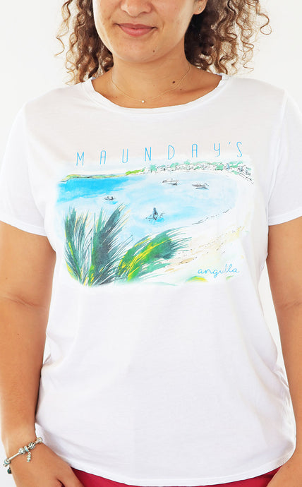 The Maunday's Tee