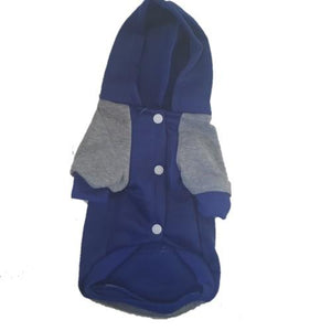 Dog Coat/Jacket - Blue Pet Accessories 4aPet - 4aPet