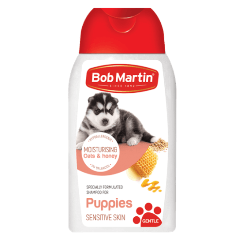 Bob Martin Oats & Honey Puppy Shampoo - 200ml