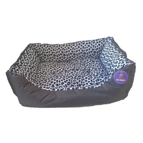 Dark Brown Pet Bed - Large Pet Bedding 4aPet - 4aPet
