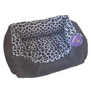 Dark Brown Pet Bed - Small Pet Bedding 4aPet - 4aPet