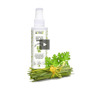 Natura Pets - Insect Repellent Anti-Bug Spray Grooming Products Natura Pets - 4aPet