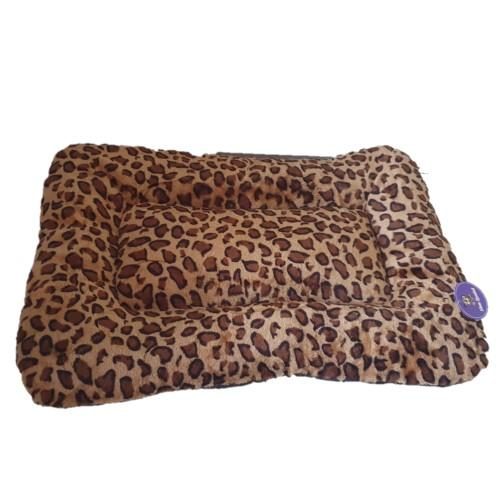 Leopard Print Pet Bed - Medium Pet Bedding 4aPet - 4aPet