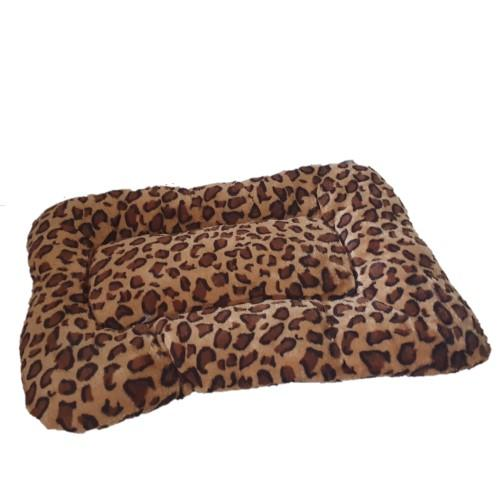 Leopard Print Pet Bed - Small Pet Bedding 4aPet - 4aPet