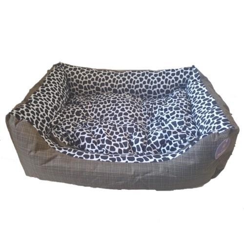 Light Brown Pet Bed - Large Pet Bedding 4aPet - 4aPet