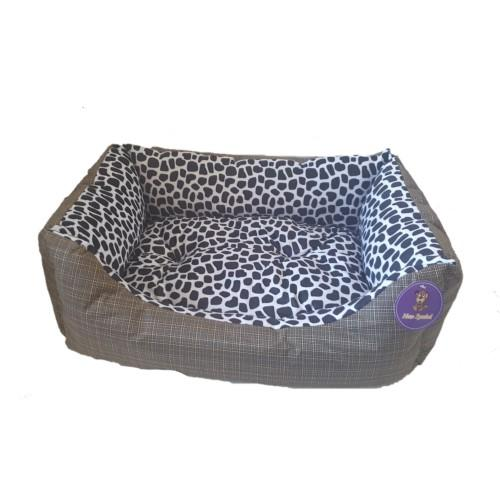 Light Brown Pet Bed - Medium Pet Bedding 4aPet - 4aPet