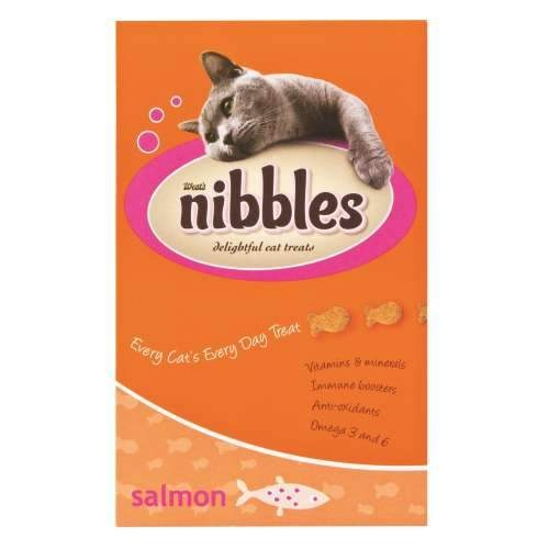 Nibbles Crunchy Biscuits For Cats - Original Flavour 250g