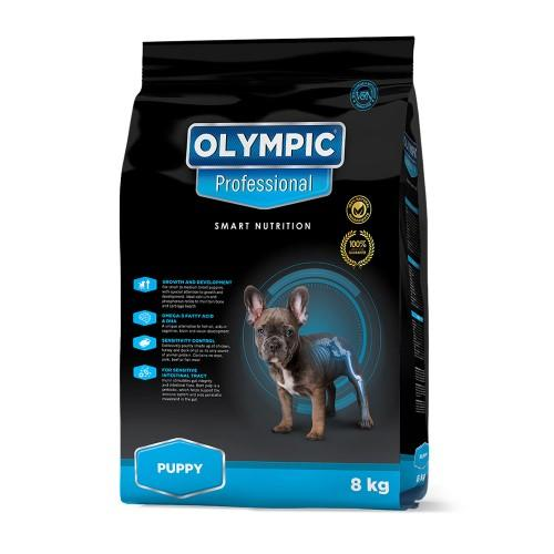 Olympic Professional Puppy Food - 8 kg Pet Food Olympic Pets - 4aPet