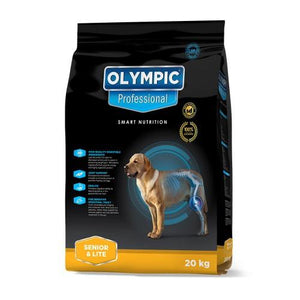 Olympic Professional Senior And Lite Dog Food - 8kg