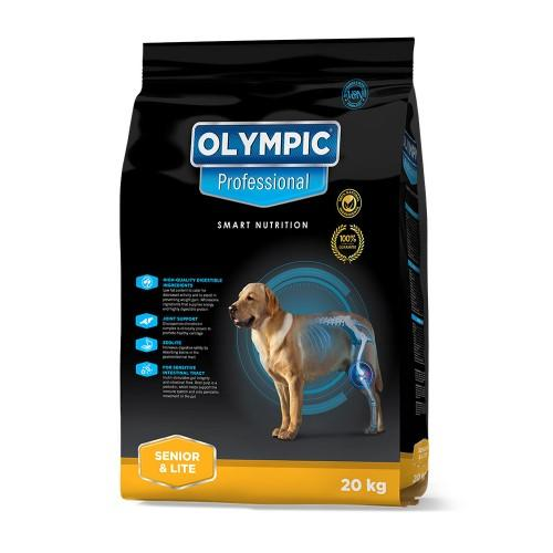 Olympic Professional Senior And Lite Dog Food - 8kg Pet Food Olympic Pets - 4aPet