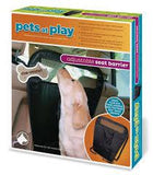 Pet Adjustable Seat Barrier for Cars - 4aPet