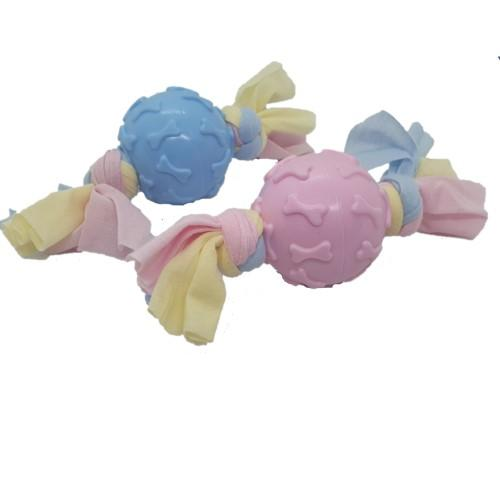 Puppy Teething Ball - Assorted Colours Pet Toys 4aPet - 4aPet