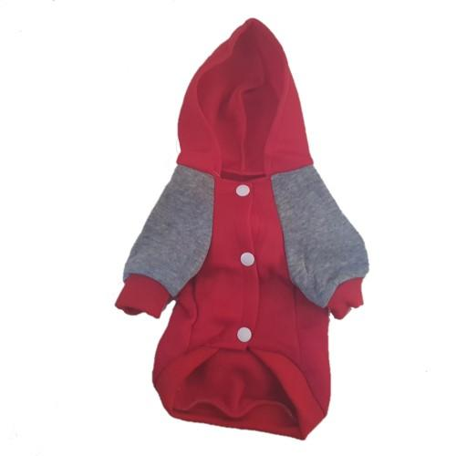 Dog Coat/Jacket - Red