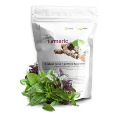 The Herbal Pet - Turmeric Root Powder Supplement for Pets Natural Pet Remedies Herbal Pet - 4aPet