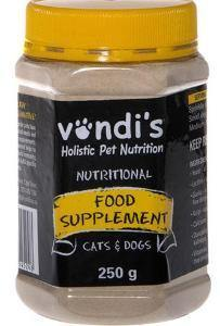 Vondi's Multivitamin Food Supplement for Pets - 4aPet
