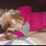 Dog Coat/Jacket - Pink