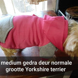 Dog Coat/Jacket - Red Pet Accessories 4aPet - 4aPet
