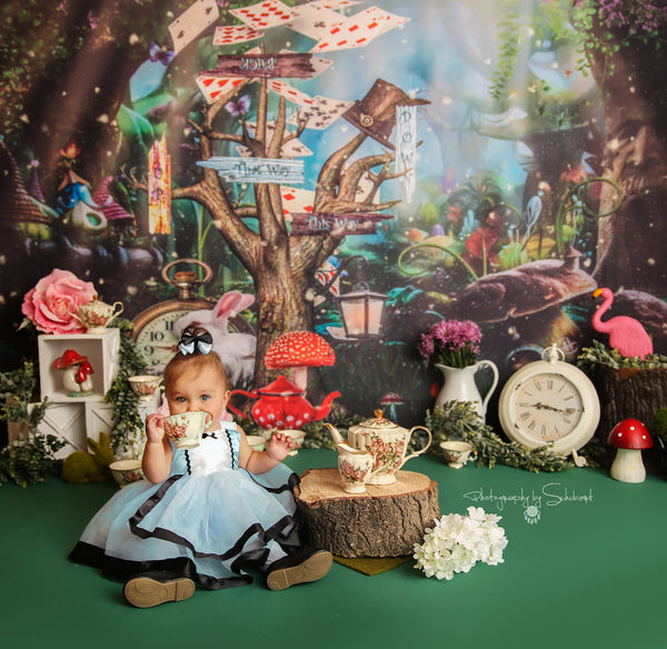 Story Book Alice 004