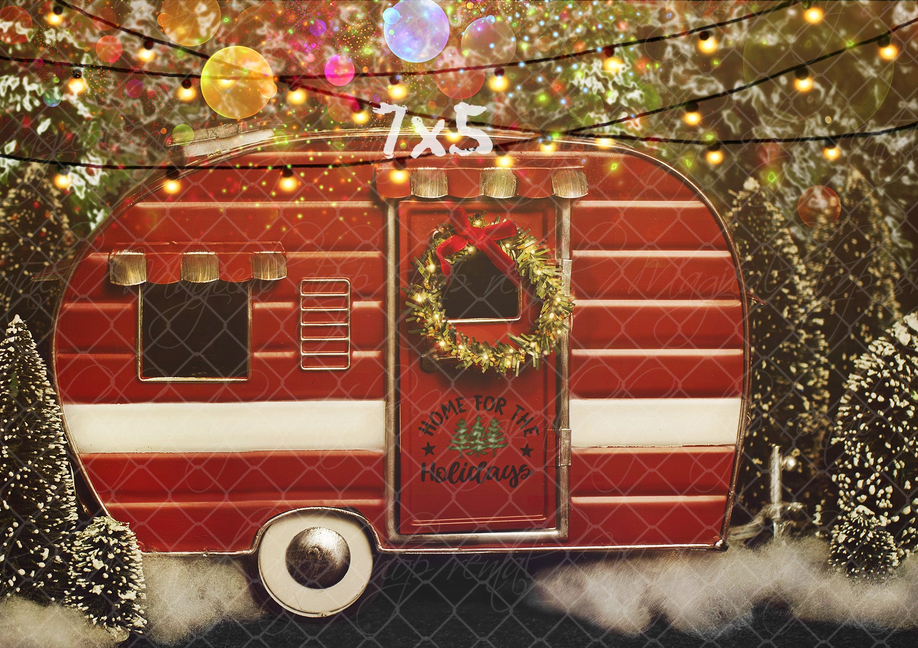 Christmas Camper 021
