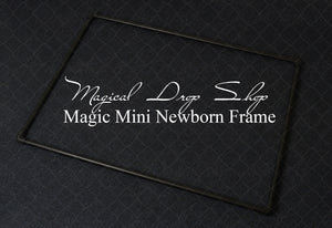 BF NEW Magic Mini Newborn Frame