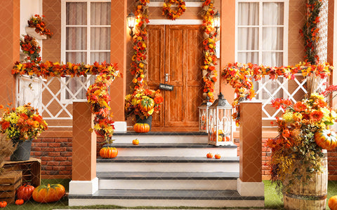 Fall Festive Porch 002