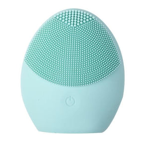 ProCleanse - Electric Face Cleansing Brush - Mint Green -