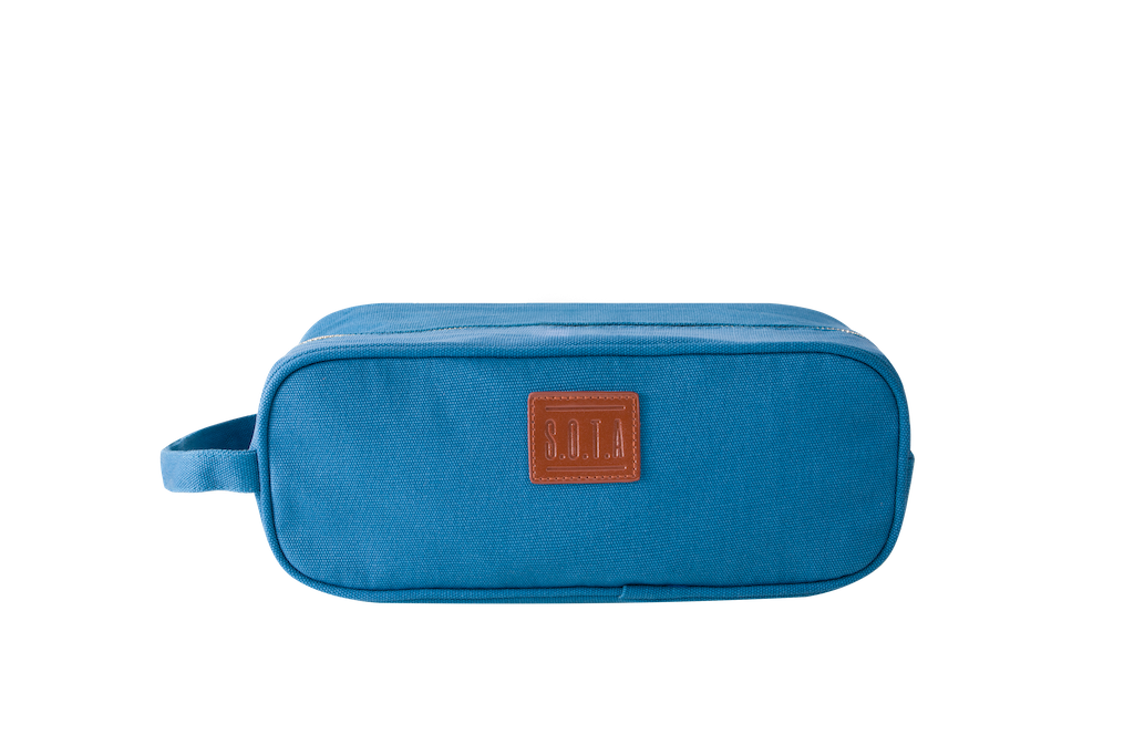 Blue SOTA Bag