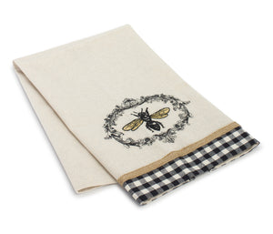 Bumble Bee Kitchen Tea Towels Set of 6
