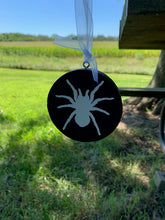 Load image into Gallery viewer, Spider Ornaments For Halloween Tree Decorations or Add To Gift Packages Baskets