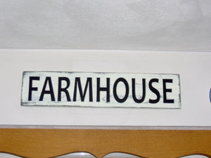 Farmhouse Distressed Wood Sign Vinyl Kitchen Sign Family Gathering Room Country Rustic Wood Sign Barn Primitive Shabby Chic Decor Porch Sign