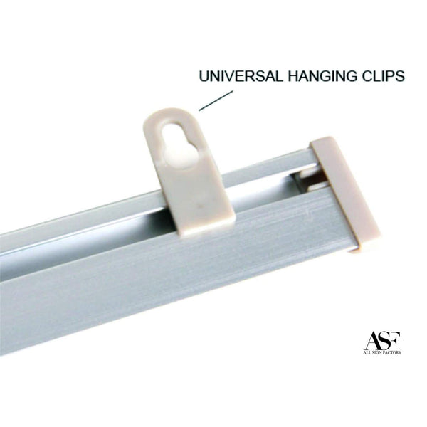 Snap Poster Hanger Hardware Only