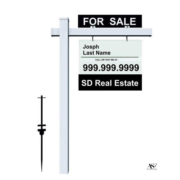 Real Estate Post( Post + Sign)