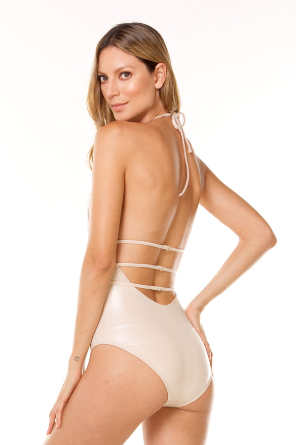 Shine Nude One Piece