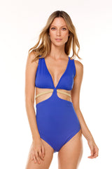 Blue Origen One Piece