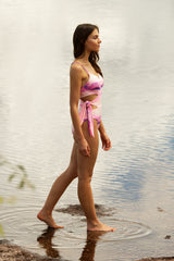 Luminoso Shine Pink One Piece