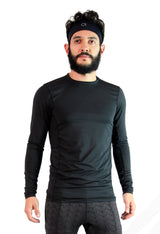Tech Long Sleeve Black