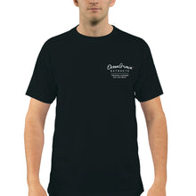 "Load image into Gallery viewer, ""What's Your Number"" Men's Shirt - Black"