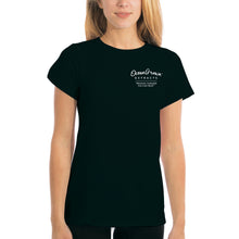 "Load image into Gallery viewer, ""What's Your Number?"" Women's Shirt - Black"