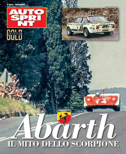 Abarth - gold collection