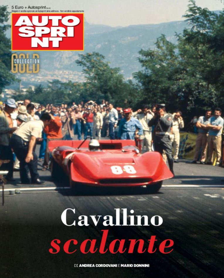 Cavallino scalante - Gold Collection