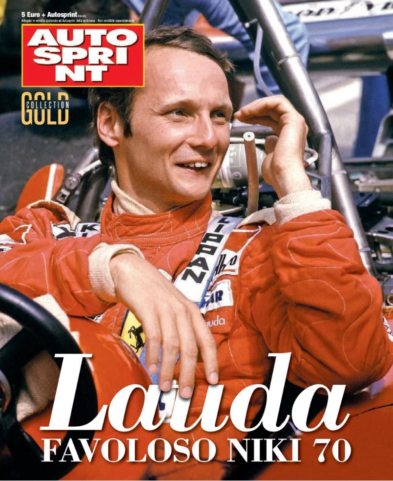Lauda 70 - gold collection