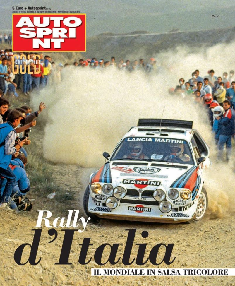 Rally d'Italia - Gold collection